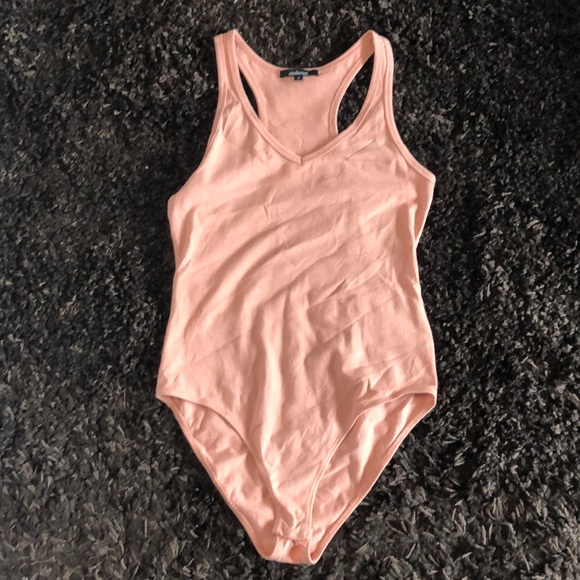 Ambiance Other - Pink bodysuit